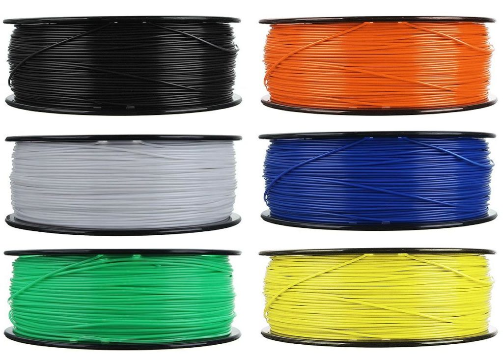 PLA vs ABS Filament : 3D Printing Strength and Flexibility 2