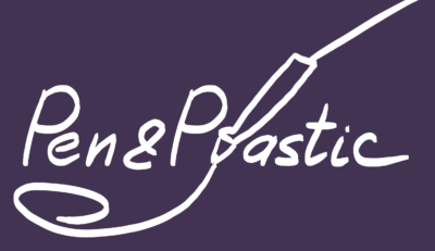 Pen and Plastic