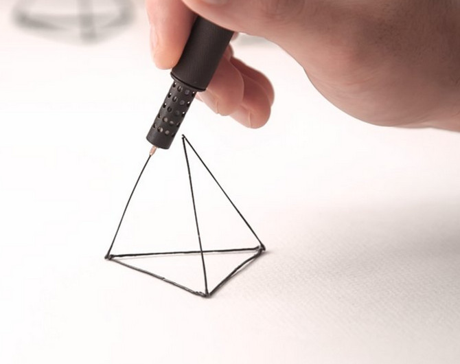 lixpen drawing in air