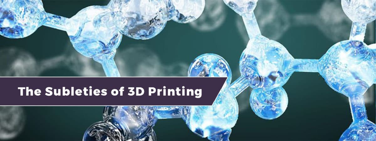 3D printing with polymers 1