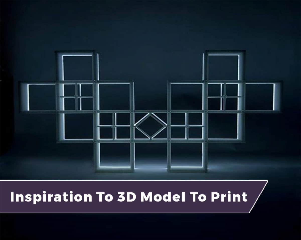 From inspiration to 3D Model to Life - A Practical 3D Printing Project 43