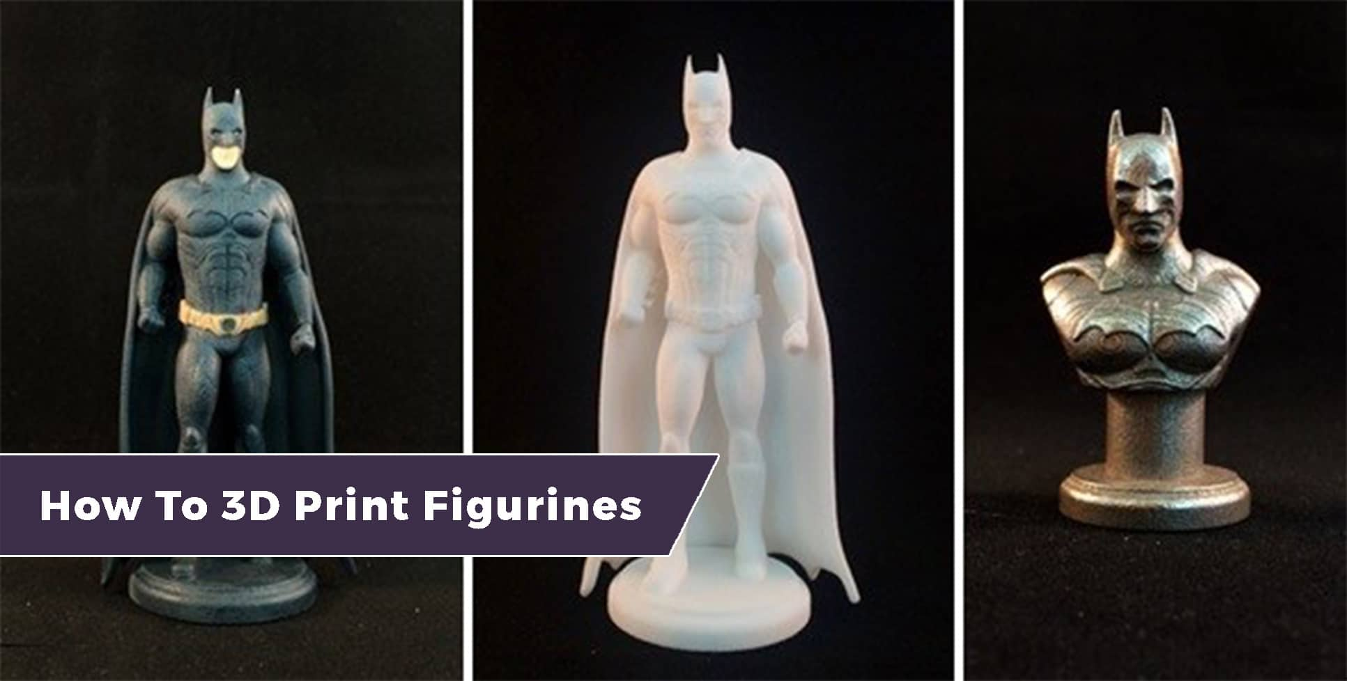 How to 3D print your own figurines 3