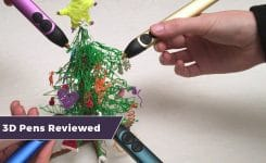 Best 3D Pens Reviewed – For 3D Painting and Drawing