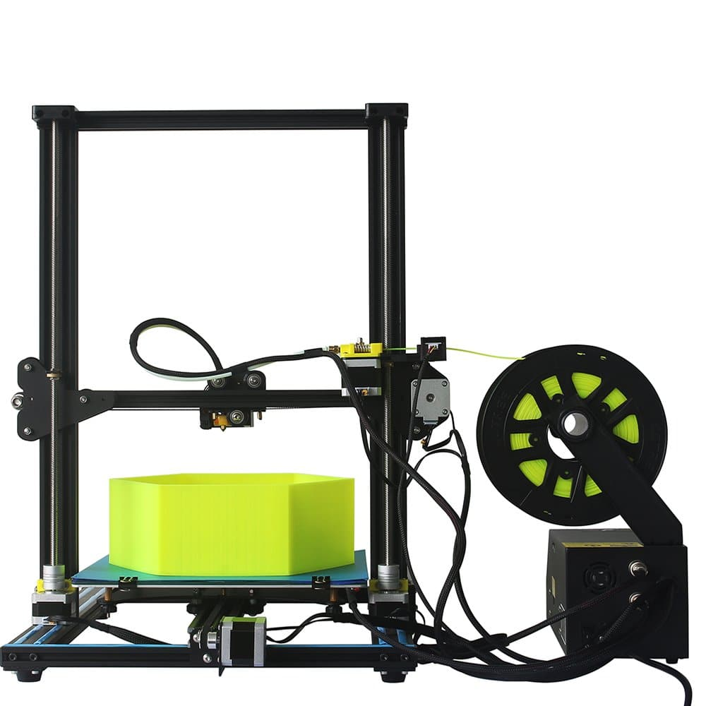 9 Best Large 3D Printers: For BIG Scale Projects [Updated ]