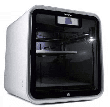 CubePro 3D Printer Review 2