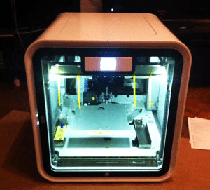CubePro 3D Printer Review 3