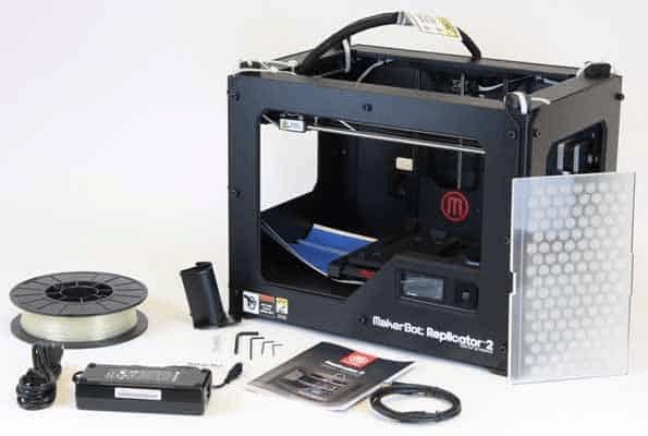 Makerbot Replicator 2 Review 6
