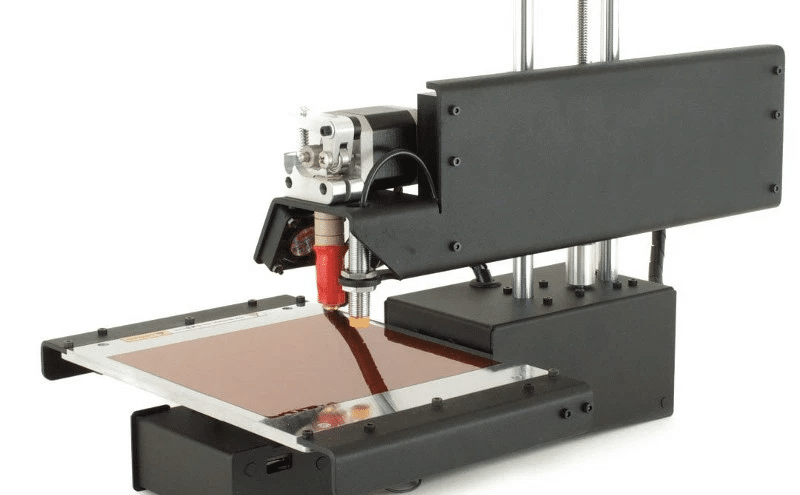 PrintrBot Simple Metal Review 1